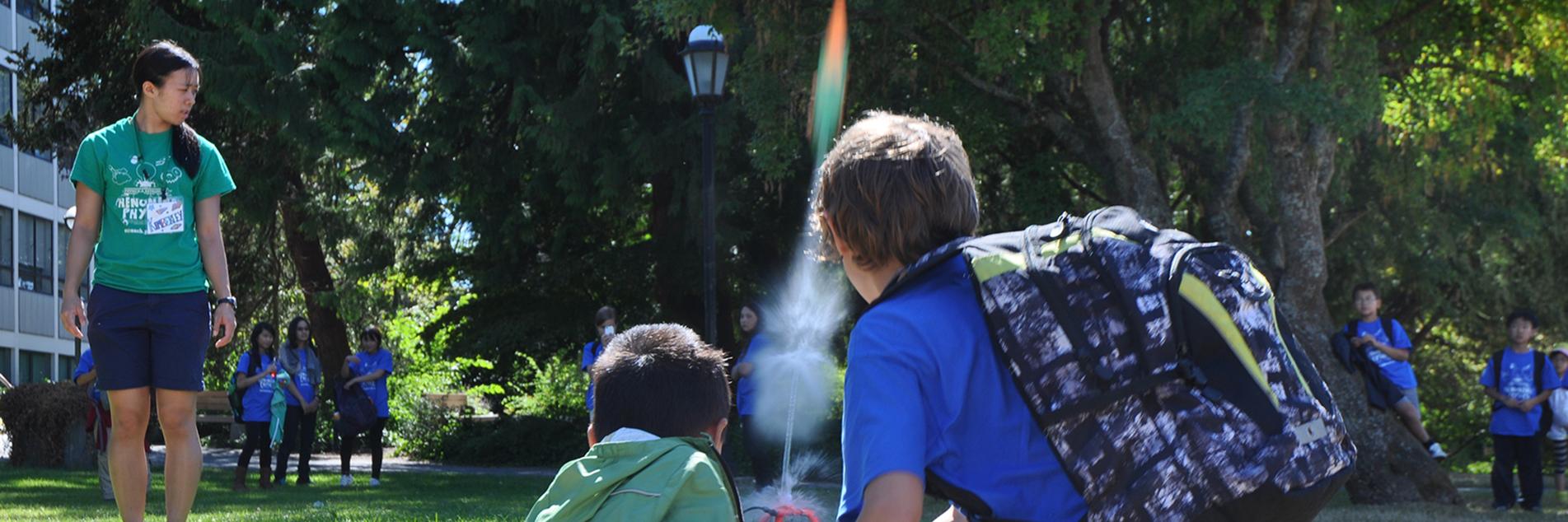 Phenomenal Physics Summer Camps