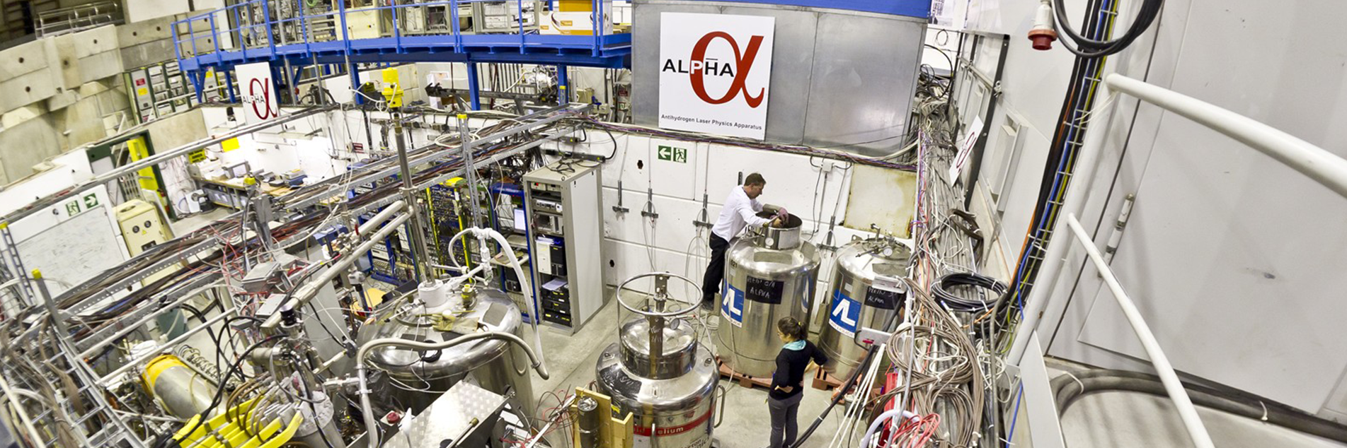 Momose and colleagues conducted the experiment using the ALPHA detector at CERN.