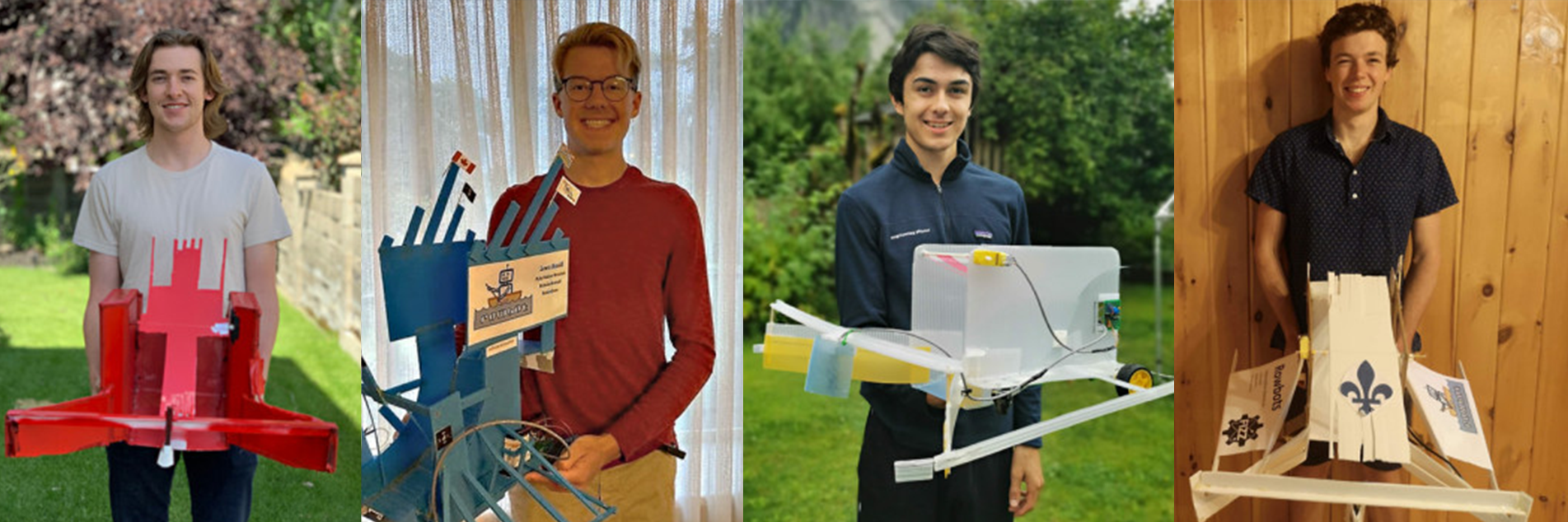 Winners of the ENPH253 Robot Competition