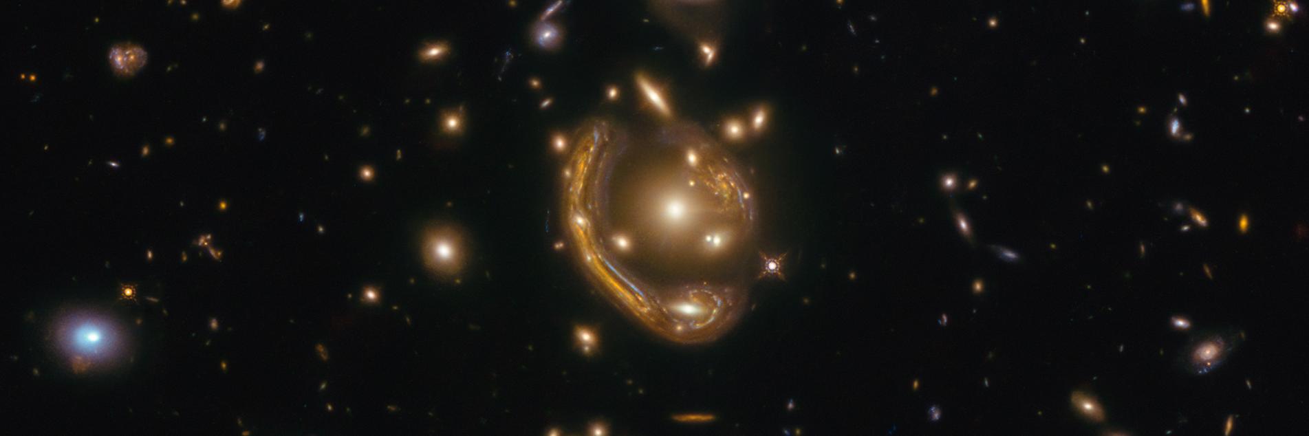 Molten Ring Galaxy