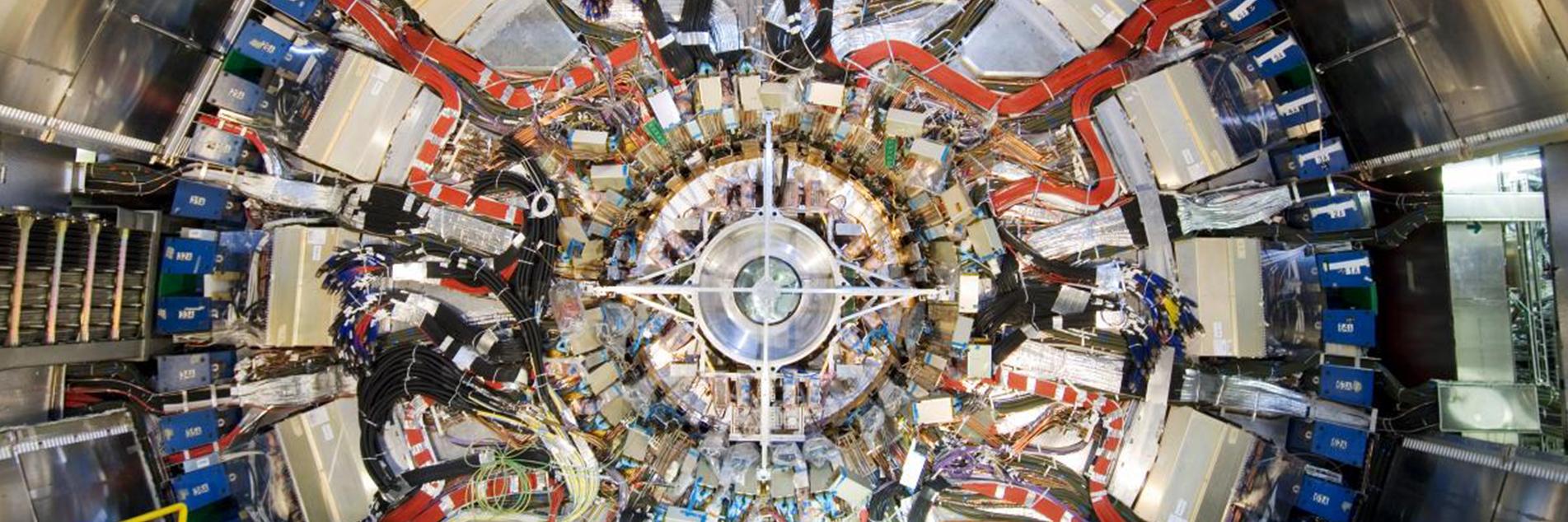 ATLAS detector at CERN. Photo: CERN.