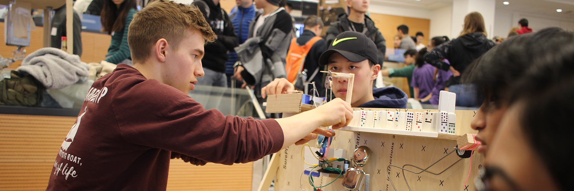 2019 UBC Physics Olympics