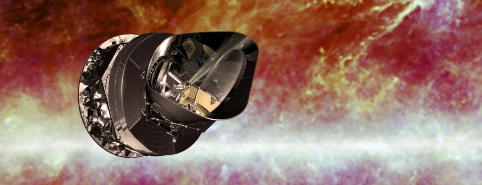 Planck spacecraft